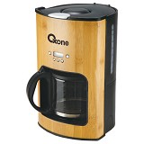 OXONE Bamboo Coffee & Tea Maker [OX-952] - Mesin Kopi Manual